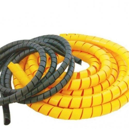 Защитная спираль пластиковая для рукава высокого давления
