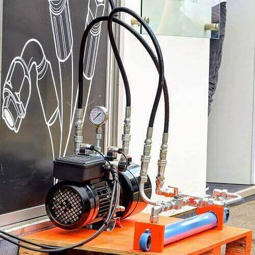 Гидравлические агрегаты для мобильного и промышленного использования по техническим чертежам и заданию клиента