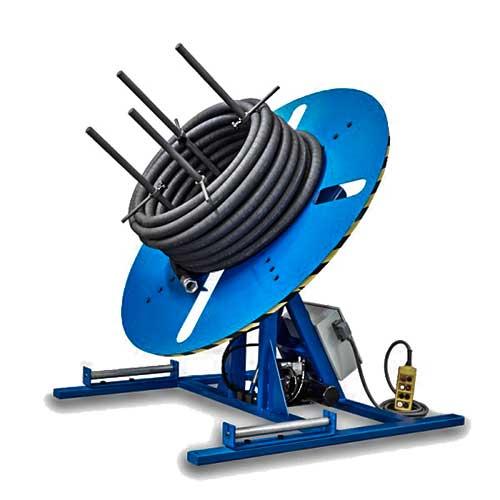 Оборудование AV02 для размотки шланга высокого давления