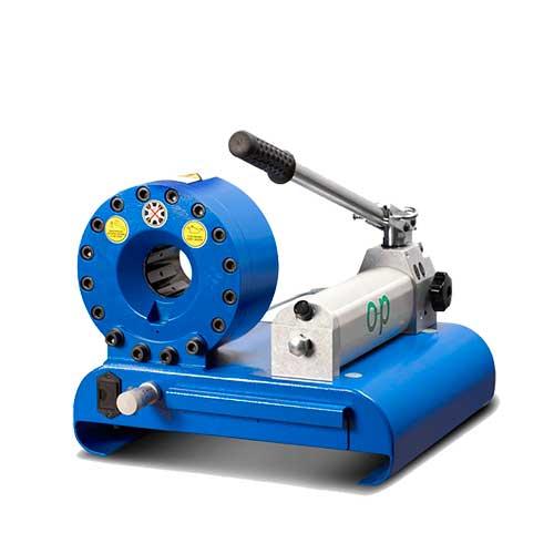 Ручной опрессовочный станок TUBOMATIC H 47 PM с сменными кулачками