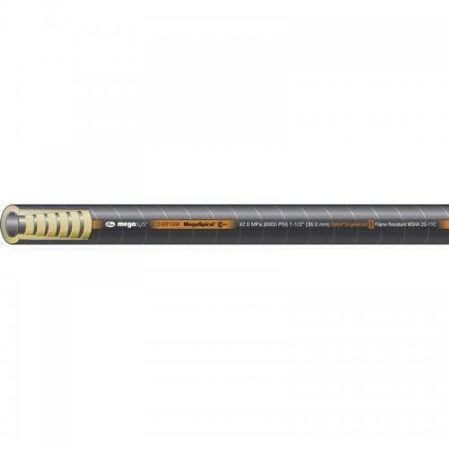 EFG6K спиральный проводной шланг - 420 бар