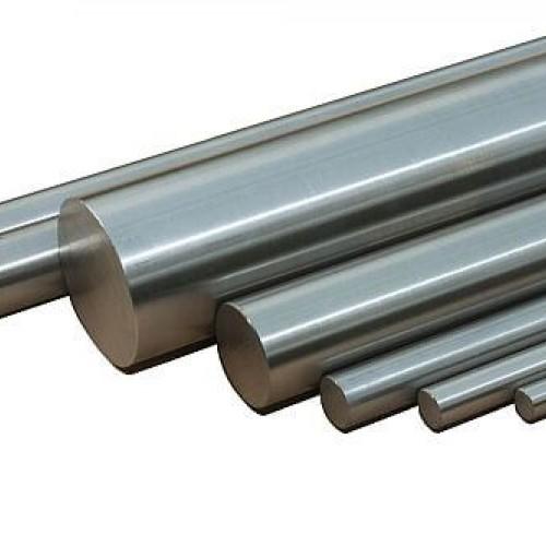 Штоки хромированные из нержавеющей стали с допуском f7 - AISI 304, AISI 316, AISI 431